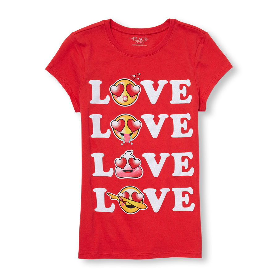 64f834da79ae Boys Short Sleeve 'Hashtag Heartbreaker' Graphic Tee